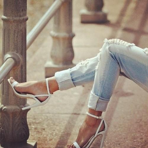 Девушки джинсы фото 7 фотография